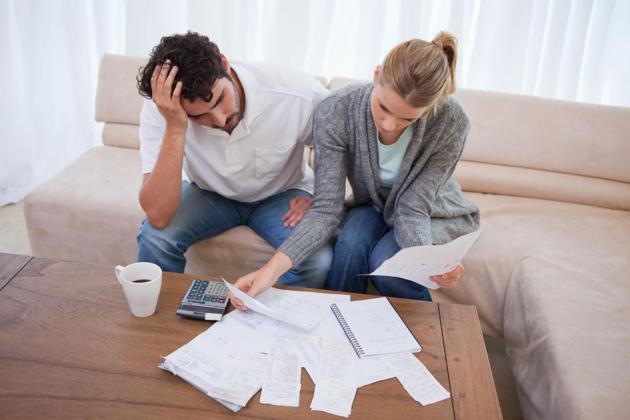 crédito consolidado com dívidas